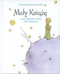 Okładka książki - Mały Książę