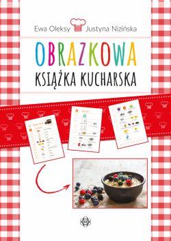 Okładka książki - Obrazkowa książka kucharska