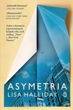 Okładka książki - Asymetria
