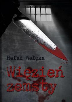 Okładka książki - Więzień zemsty