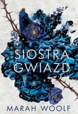 Okładka książki - Siostra gwiazd