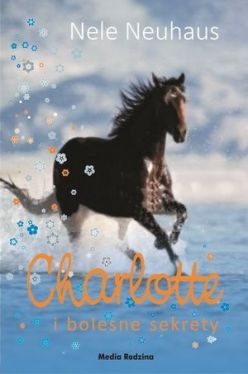 Okładka książki - Charlotte i bolesne sekrety