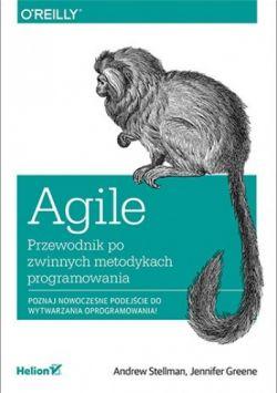 Okładka książki - Agile. Przewodnik po zwinnych metodykach programowania
