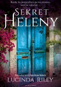 Okładka książki - Sekret Heleny