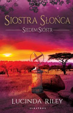 Okładka książki - Siostra słońca