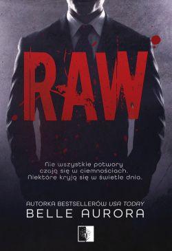 Okładka książki - Raw