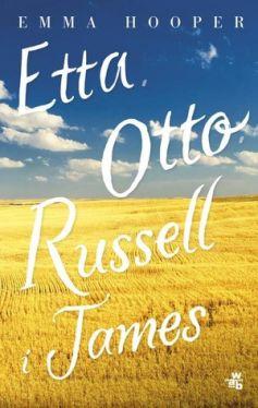 Okładka książki - Etta i Otto i Russell i James