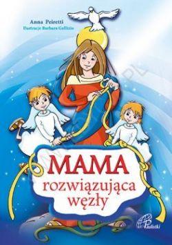 Okładka książki - Mama rozwiązująca węzły