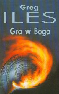 Okładka książki - Gra w Boga