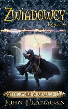 Okładka książki - Pojedynek w Araluenie