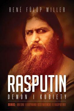 Okładka książki - Rasputin. Demon i kobiety