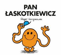 Okładka książki - Pan Łaskotkiewicz