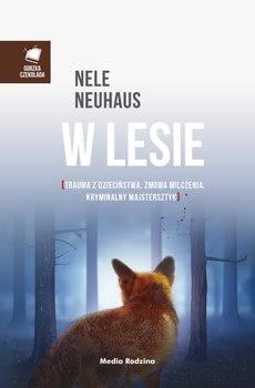 Okładka książki - W lesie