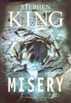 Okładka książki - Misery