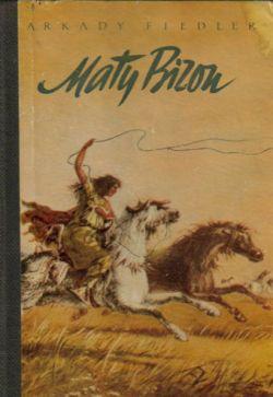 Okładka książki - Mały Bizon