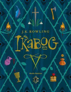 Okładka książki - Ikabog