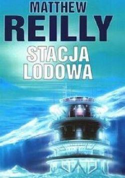Okładka książki - Stacja lodowa