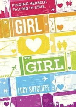 Okładka książki - Girl hearts girl