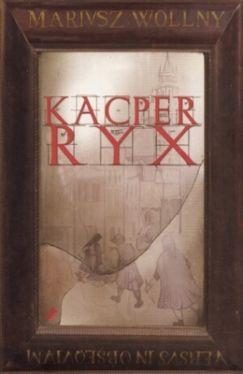 Okładka książki - Kacper Ryx