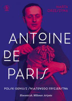 Okładka książki - Antoine de Paris