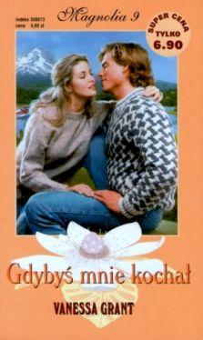Okładka książki - Gdybyś mnie kochał