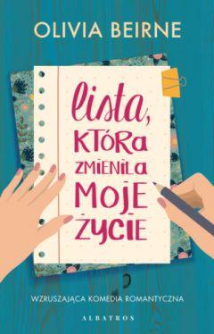 Okładka książki - Lista, która zmieniła moje życie