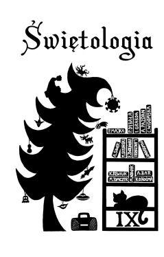 Okładka książki - Świętologia