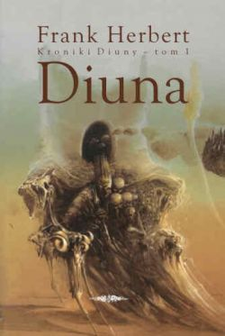 Okładka książki - Diuna