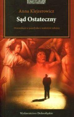 Okładka książki - Sąd ostateczny