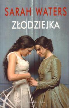 Okładka książki - Złodziejka
