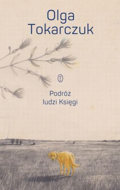 Okładka książki - Podróż ludzi Księgi