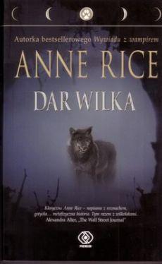 Okładka książki - Dar Wilka