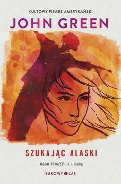 Okładka książki - Szukając Alaski