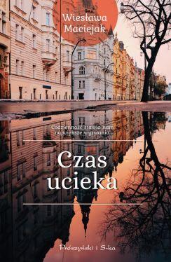 Okładka książki - Czas ucieka