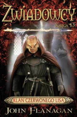 Okładka książki - Klan Czerwonego Lisa