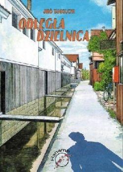 Okładka książki - Odległa dzielnica