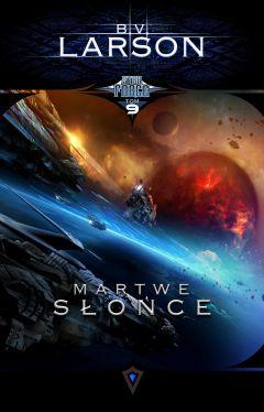 Okładka książki - Star Force: Martwe słońce