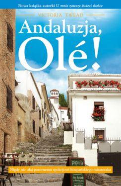 Okładka książki -    Andaluzja, Ole!