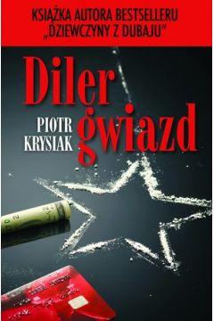 Okładka książki - Diler gwiazd
