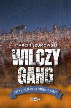 Okładka książki - Wilczy gang i inne opowieści Kazimierza Nóżki