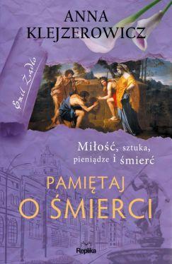 Okładka książki - Seria z Emilem Żądło (#4). Pamiętaj o śmierci
