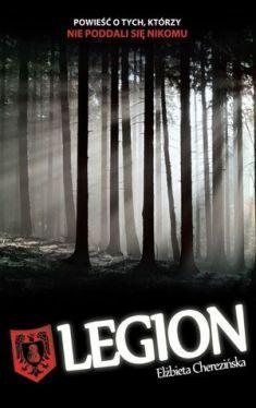 Okładka książki - Legion