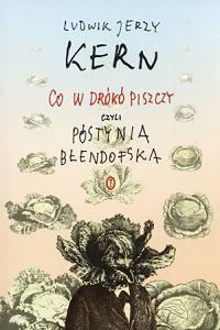 Okładka książki - Co w drókó piszczy, czyli Póstynia Błendofska