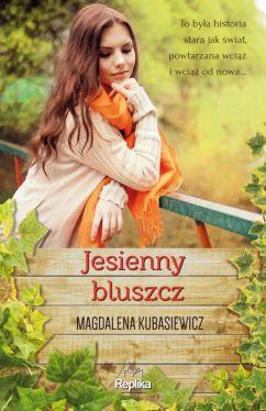Okładka książki - Jesienny bluszcz