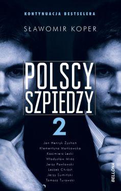 Okładka książki - Polscy szpiedzy 2