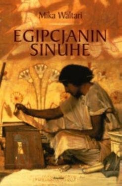 Okładka książki - Egipcjanin Sinuhe