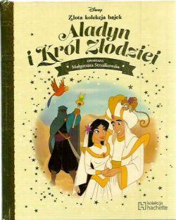 Okładka książki - Aladyn i Król Złodziei