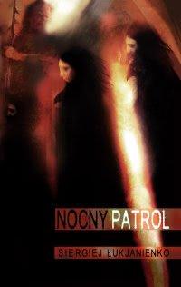 Okładka książki - Nocny patrol