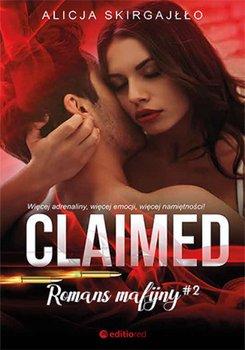 Okładka książki - CLAIMED