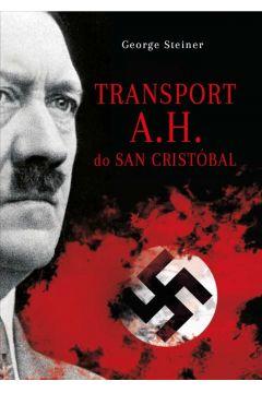 Okładka książki - Transport A.H. do San Cristóbal
